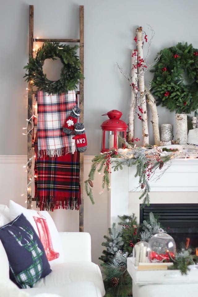 Rustic Christmas My Home Pinterest Christmas, Christmas