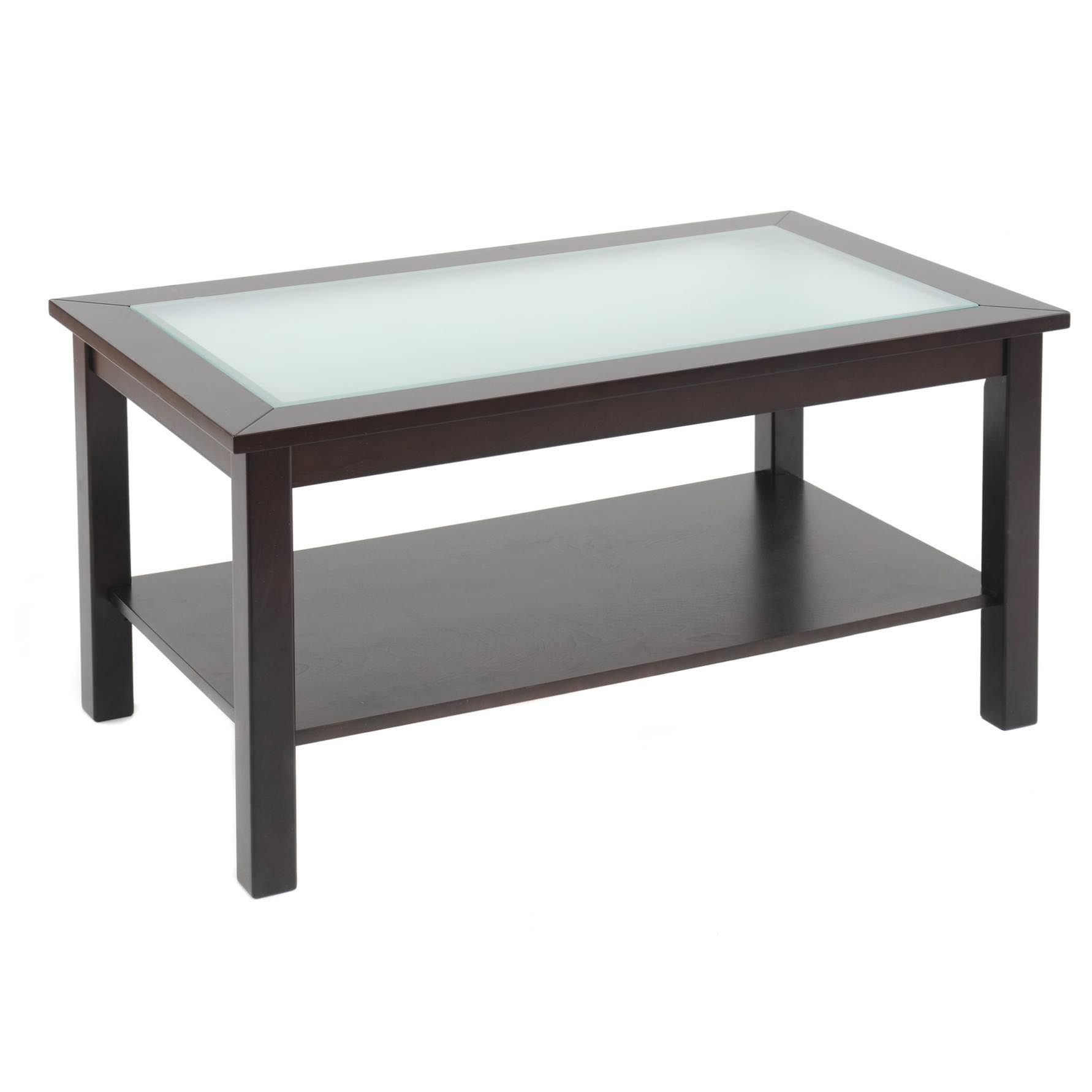 Glass Top Display Coffee Table Ikea The Coffee Table Is Now Customary Within Our Areas And Altho Coffeetabl Meja Ruang Tamu Ruangan Minimalis