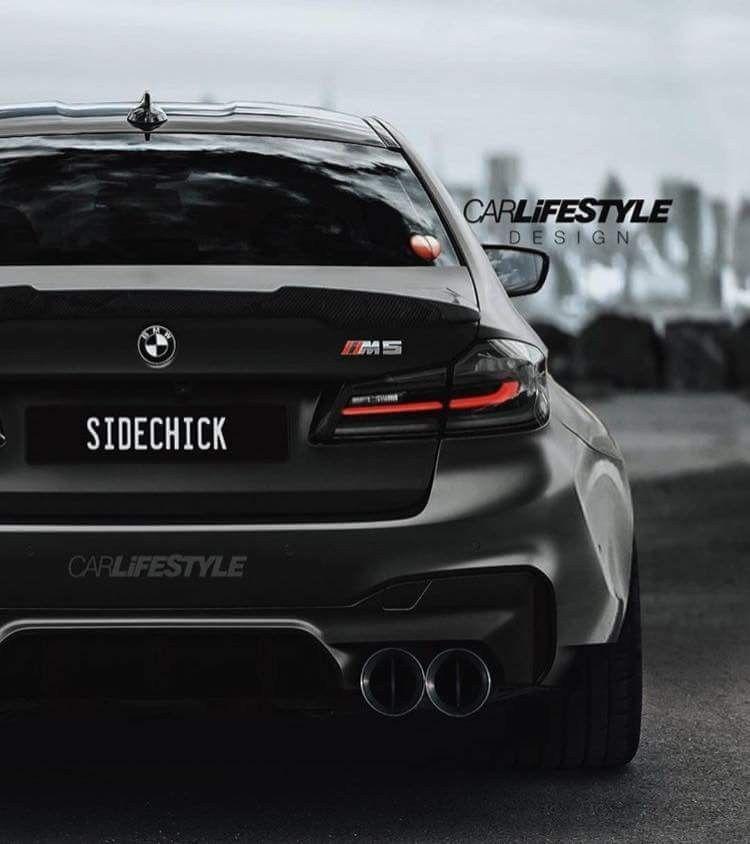 BMW F10 M5 Matte Black Carlifestyle