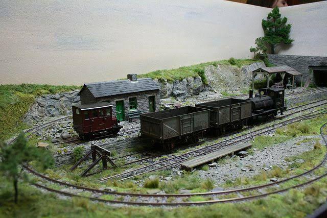 Urban Ghosts Media Is Coming Soon Model Train Scenery Model Trains Model Railroad