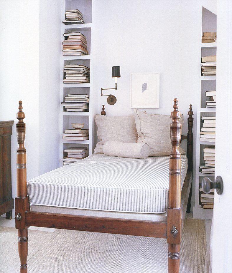 6a00e55225716d88330148c7b4b544970c-800wi  Adjust the height of your bed.