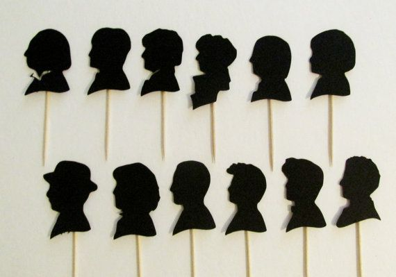 Items similar to Dr Who Party Decorations 13pc Dr Who Cupcake Toppers 13th Doctor Dr Who Wedding Dr Who Birthday Nevertheless She Regenerated Timelord on Etsy