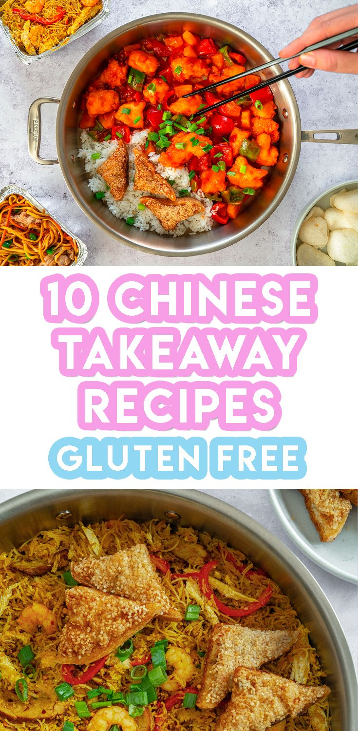 10 gluten free Chinese takeaway recipes you won't believe you can eat -   13 healthy recipes Beef gluten free ideas