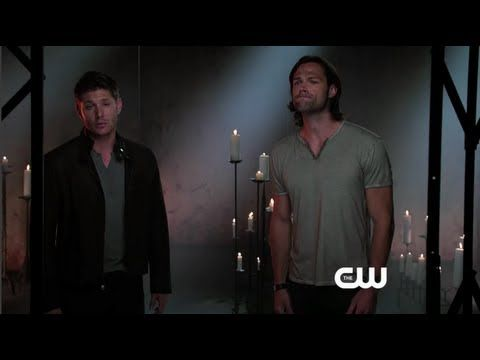 ▶ Supernatural - Fist Bump - YouTube