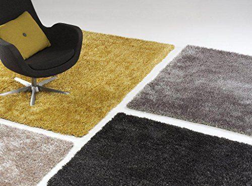 Teppich Wohnzimmer Carpet hochflor Design DIVA SHAGGY RUG 100