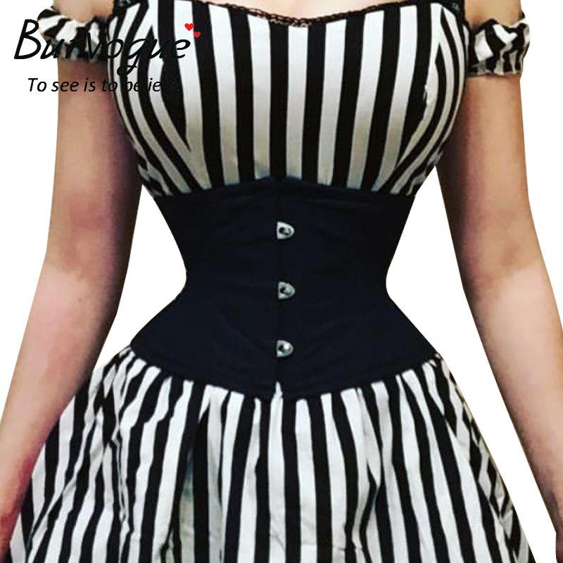 63585a4003b Waist Trainer Corsets Slimming Shaper Belt Short Torso Satin Underbust  Corset Sexy Lace Up Bustiers   Corsets Women
