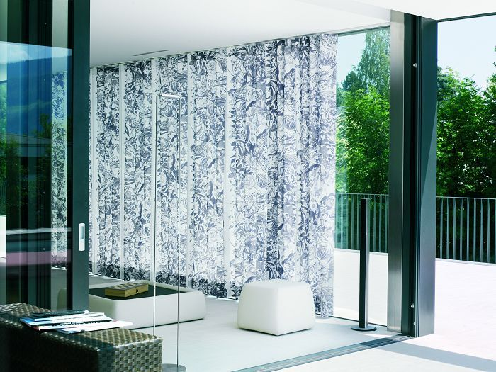 recessed ceiling curtain track - google search | kitchen curtain