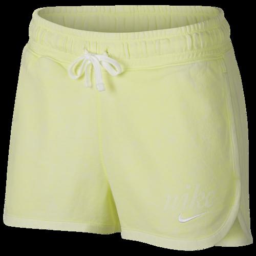 Nike Wash Shorts – Gelb