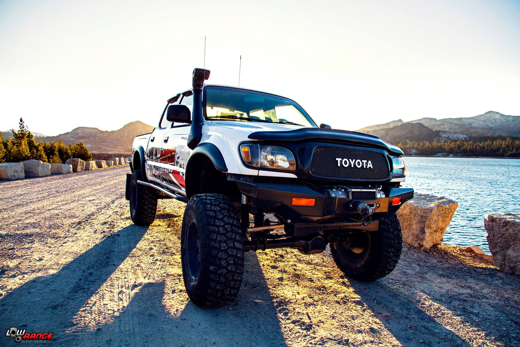 Toyota Tacoma Rockcrawler Rubicontrail Lake Dam Snorkel Toyotatacoma Mcr Marlincrawlerroundup L Toyota Tacoma 2004 Toyota Tacoma Tacoma Accessories