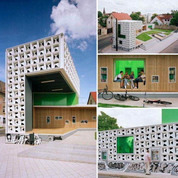 Open Air Library: ห้องสมุดชุมชน โดยชุมชน เพื่อชุมชน (เยอรมัน)