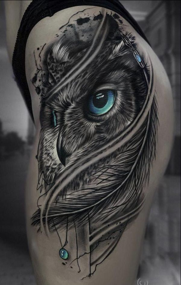 60 Best Owl Tattoo Designs And Ideas For Men And Women