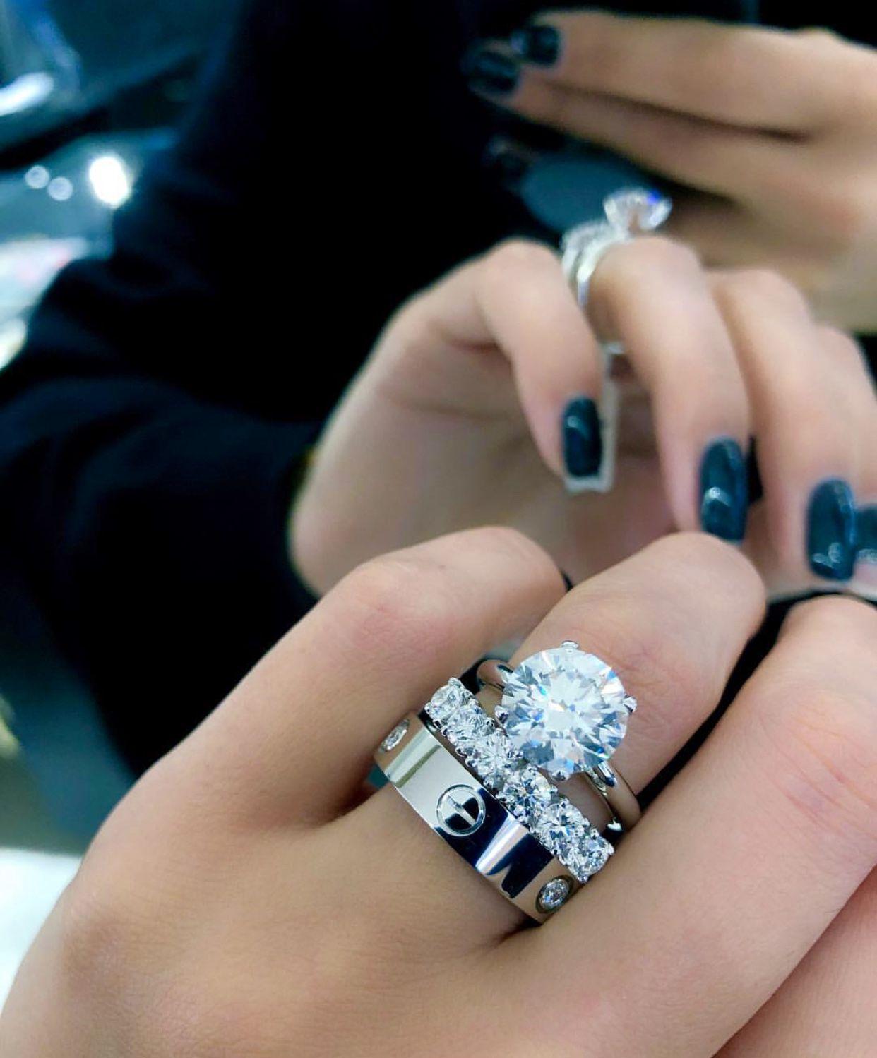 Pinterest • KrutiChevli Cartier love ring, Vintage