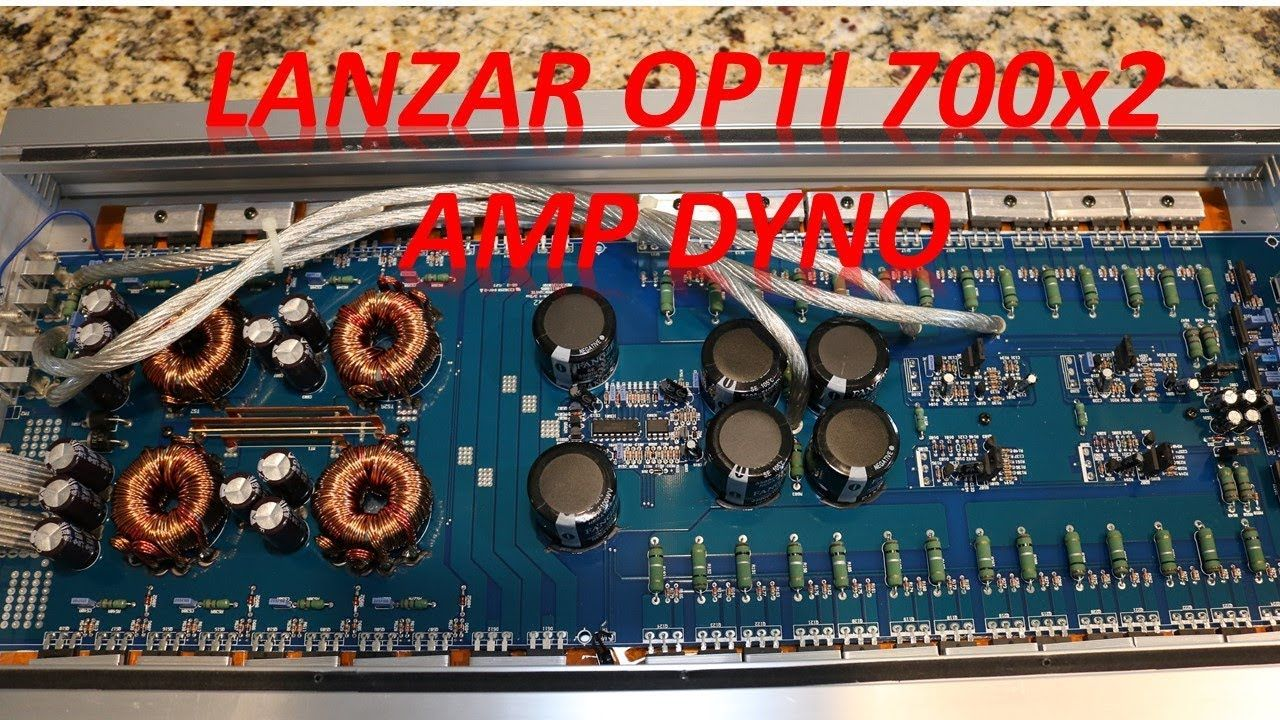medium resolution of lanzar opti 700x2 amp dyno surprised how well it did circuit diagram car audio
