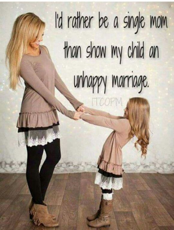 The sad truths about dating single mothers