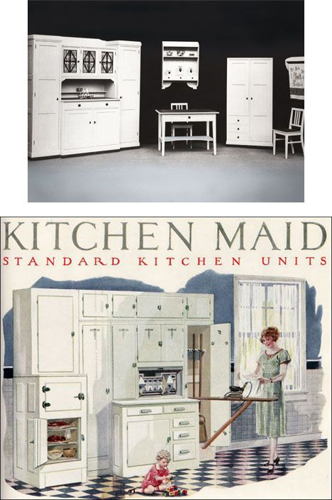 Kitchen Maid Cabinetry