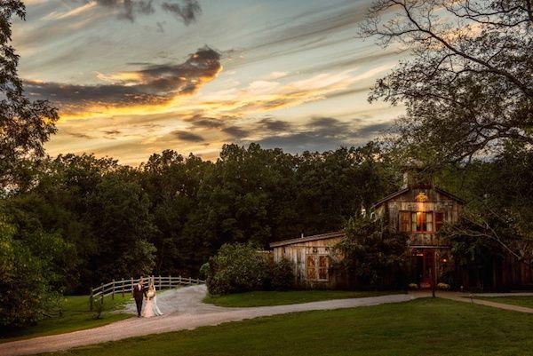 Rustic Farm and Barn Wedding Venues Near Memphis | Memphis ...