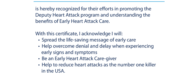 Ehac Early Heart Attack Care By American College Of Cardiology Accreditation Services Ehac Course Standard 10 In 2020 College Life Hacks American Colleges Cardiology