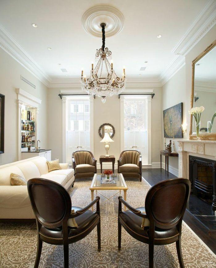 wandfarben für ein harmonisches wohnzimmer Intense White Benjamin - wohnideen wohnzimmer farben
