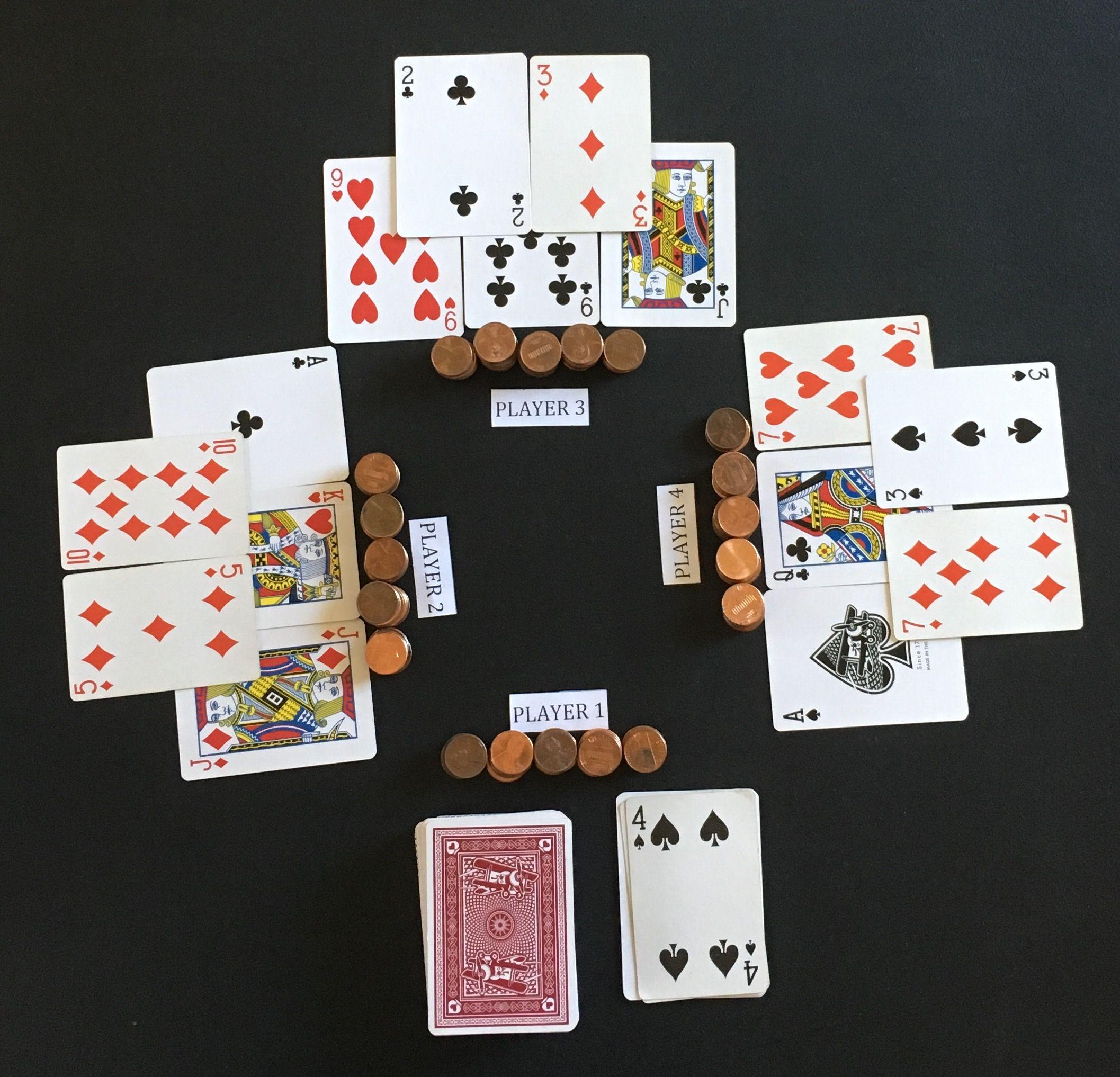 How to play garbage poker garbagepoker playingcards