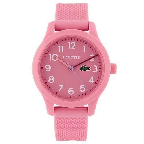 3b5d86e00 Relógio Lacoste Infantil Borracha Rosa - 2030006 | #PINK Forever ...