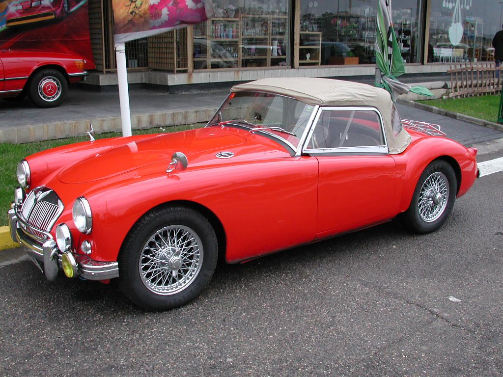 1957 MGA Roadster restoration project. | Auctions and For-Sale ...