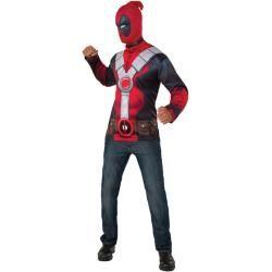 Faschingskostüm Deadpool Hemd Xl #halloweencostumesformen