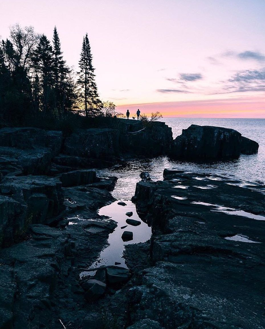 Artist Point Grand Marais MN Minnesota photography