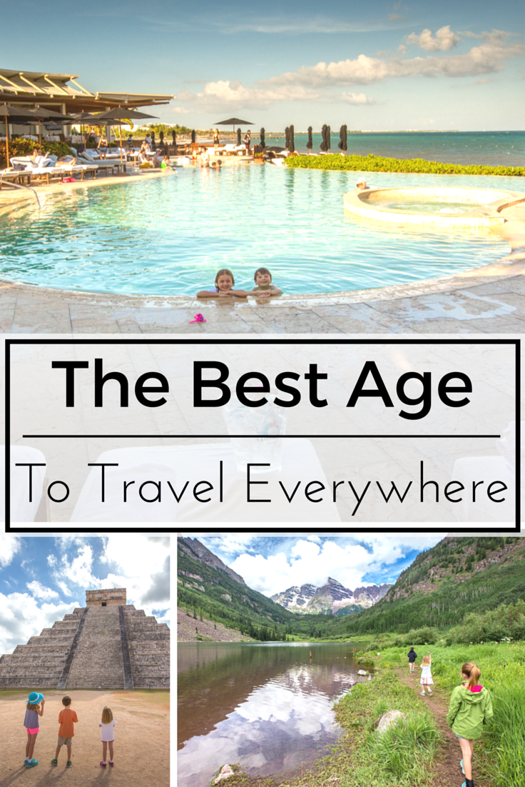 The Best Age To Travel Everywhere Antarctica Bora Bora And - Best south american vacations