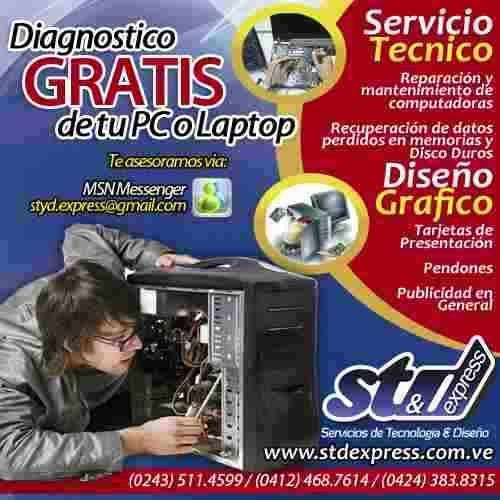 Publicidad De Servicio Tecnico De Computadoras Buscar Con Google