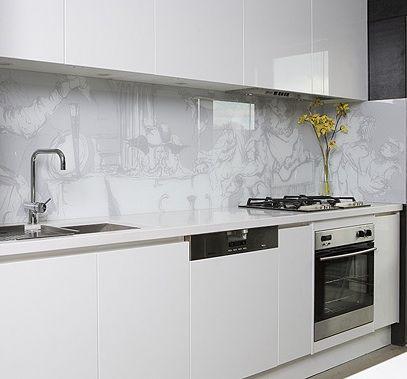 Make Your Backsplash Unique Kitchen Splashback Splashback Kitchen Splashback Designs