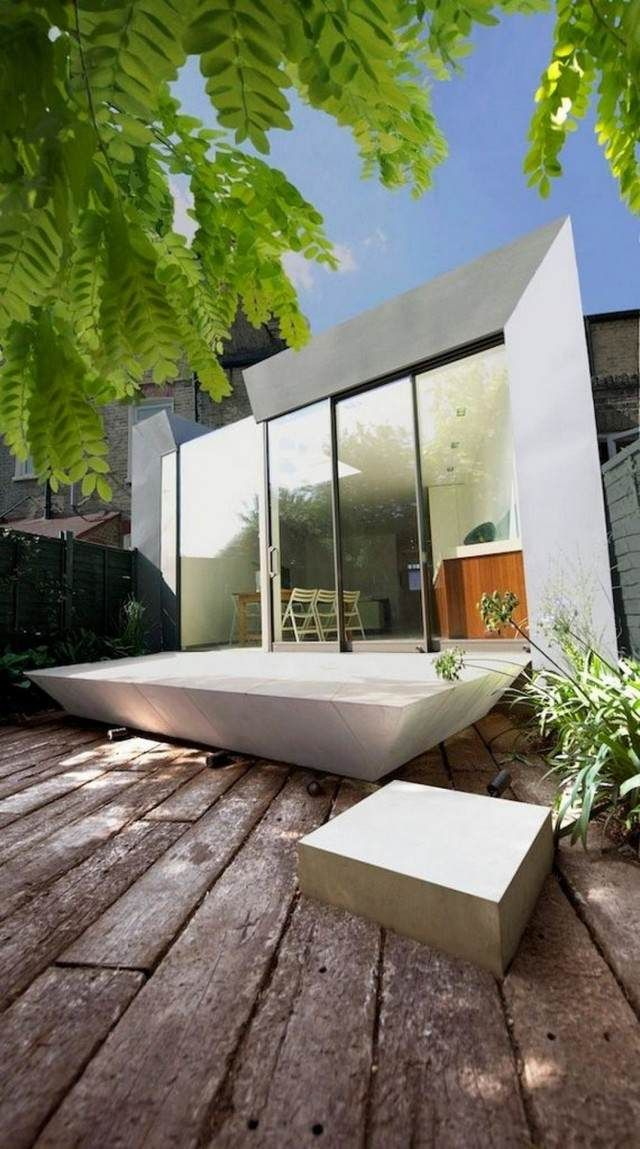 Petit jardin moderne : visite d\'oasis en 55 photos   House