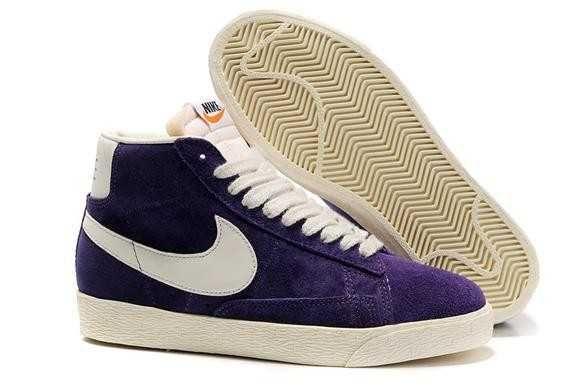 Nike Blazer Libre Cours Mens Violet