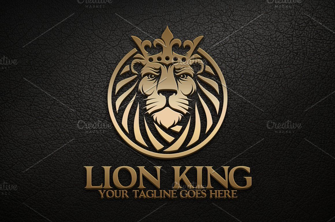 Lion King Lion Logo Lion King King Logo