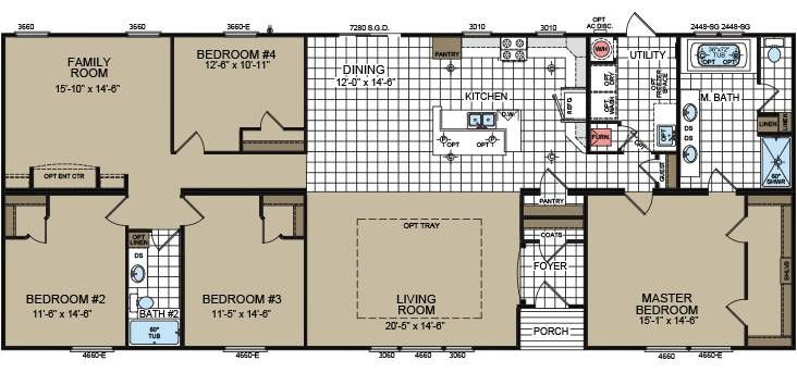 2016 S Best New Manufactured Home Design Winner Modular Home