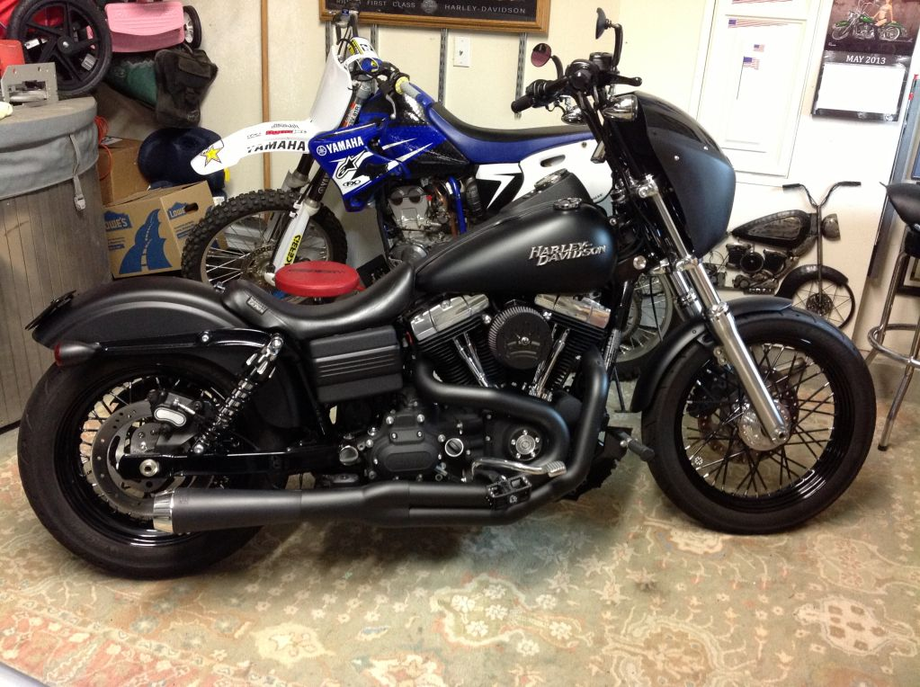 Harley Davidson Super Glide, Super Glide Sport, Super