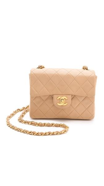 Handbag · A classic quilted Chanel ... 28551fb71