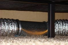 Solution For Furniture, Couches, Beds, Covering Floor Vents.