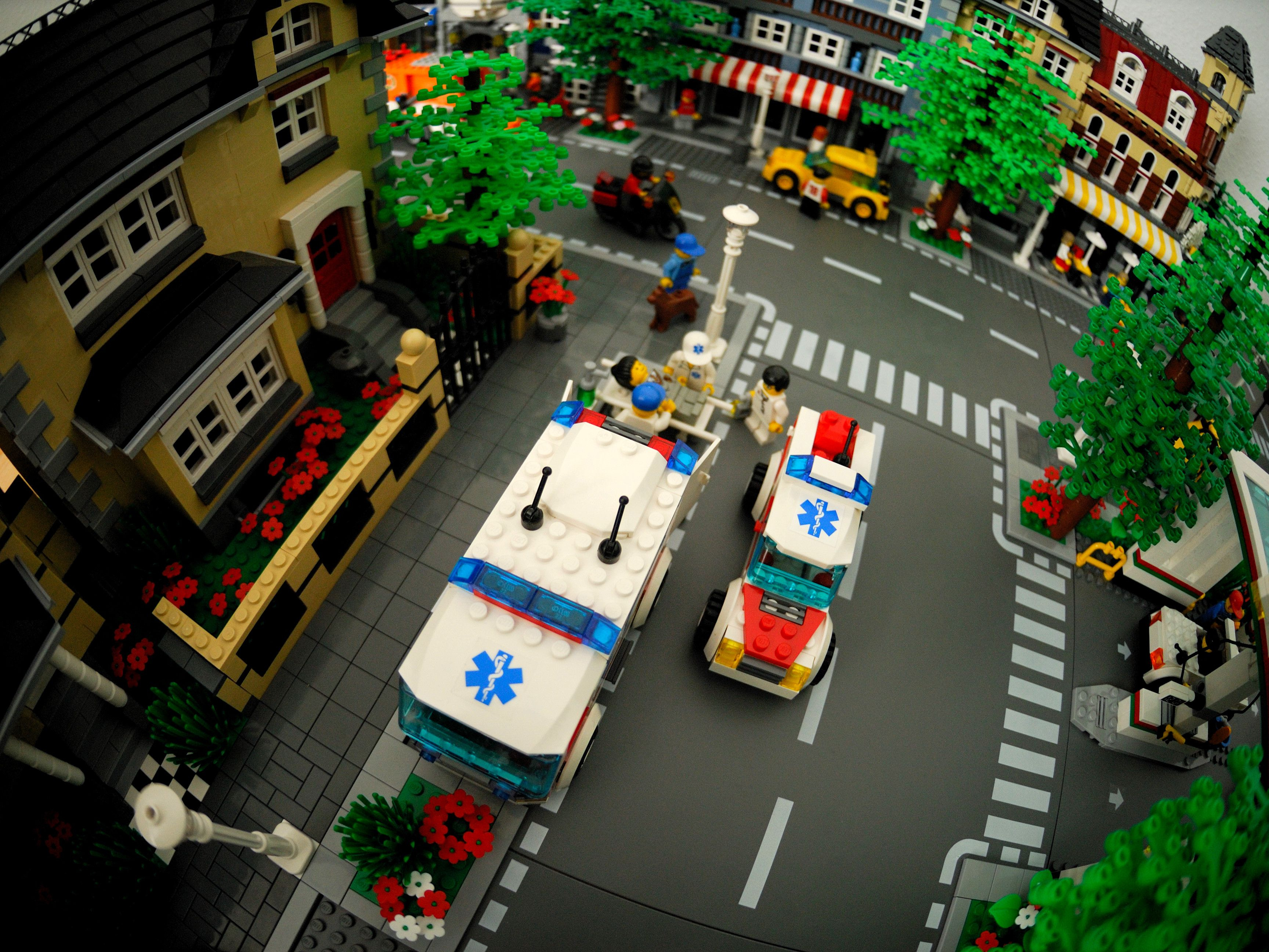 Лего сити картинки самоделки