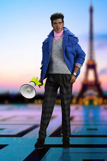 The Fashion Doll Chronicles: New Jem & The Holograms release: Anthony Julian