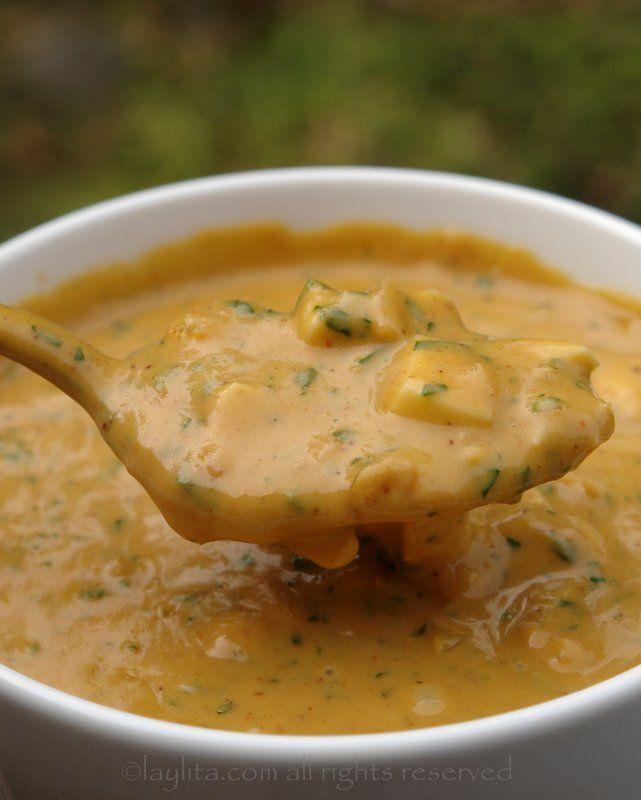 Salsa de mani or peanut sauce recipe laylitas recipes receptas salsa de mani or peanut sauce recipe ecuadorian recipe forumfinder Gallery