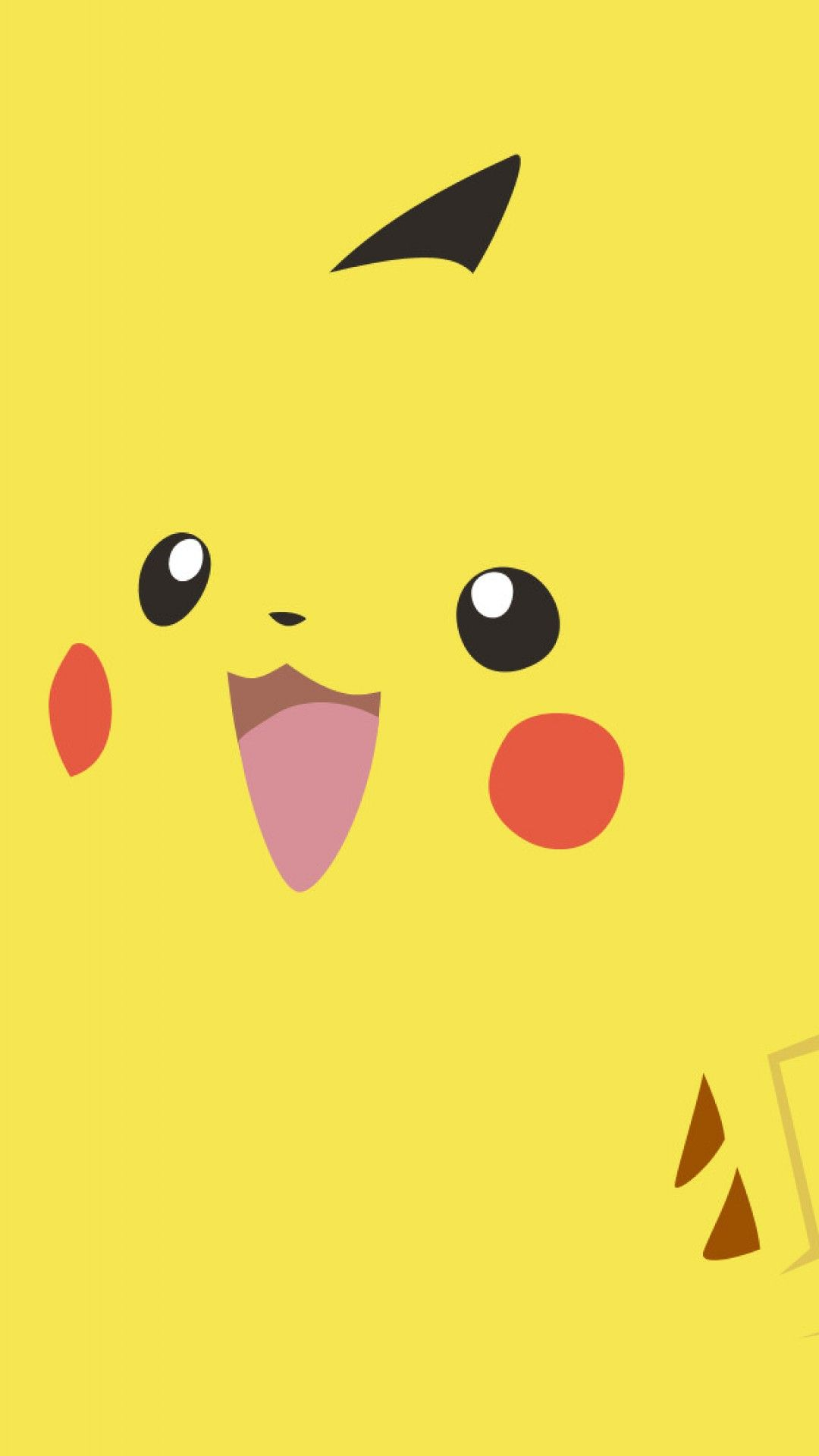 Iphone6壁紙 ピカチュウ ポケモン Iphone Wallpaper Pikachu Wallpaper Homestuck Wallpaper Pokemon