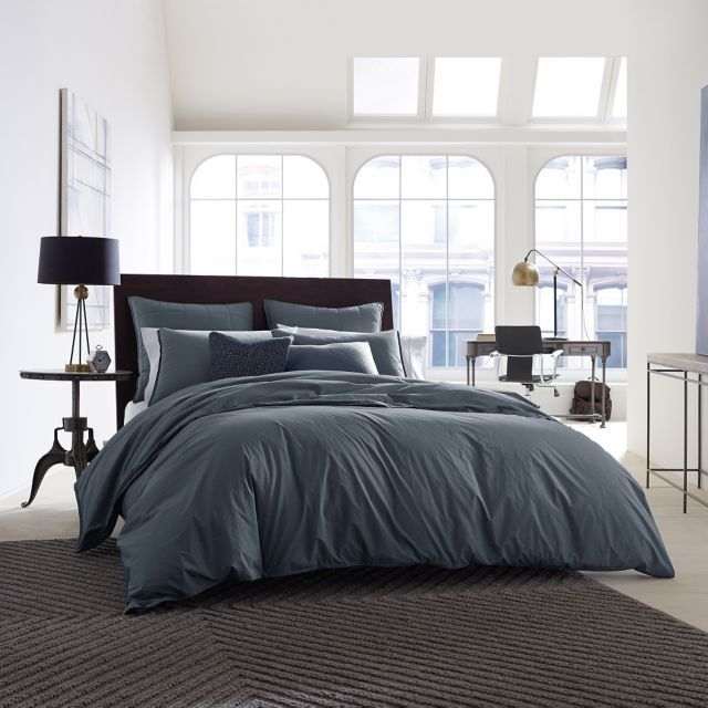 Kenneth Cole Bedding Escape In Slate Bed Bed Bath And Beyond Kenneth Cole Bedding