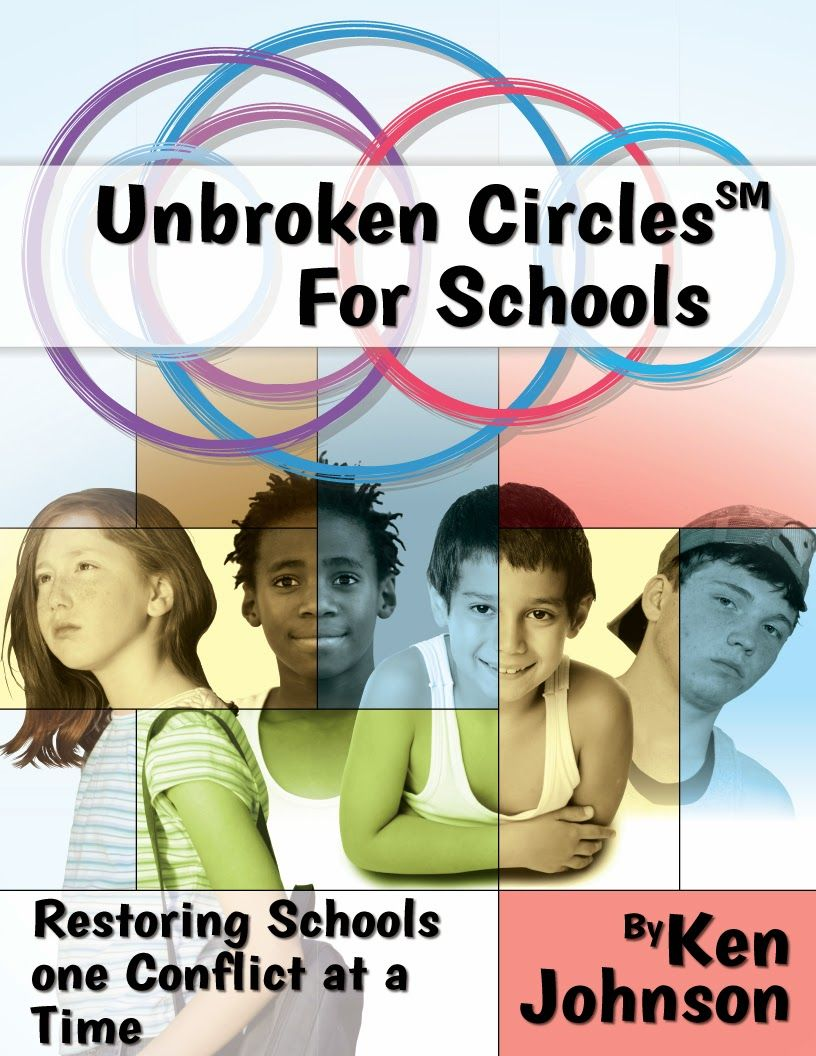 Comet Tales Unbroken Circles For Schools A New Book By Kenneth Johnson Schools First School Address Restorative Justice