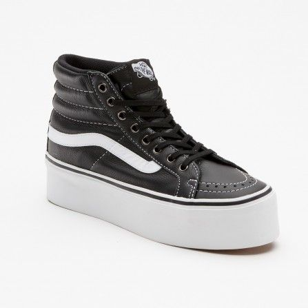 9f97388ffb Buy vans sk8 hi leather platform   OFF77% Discounts