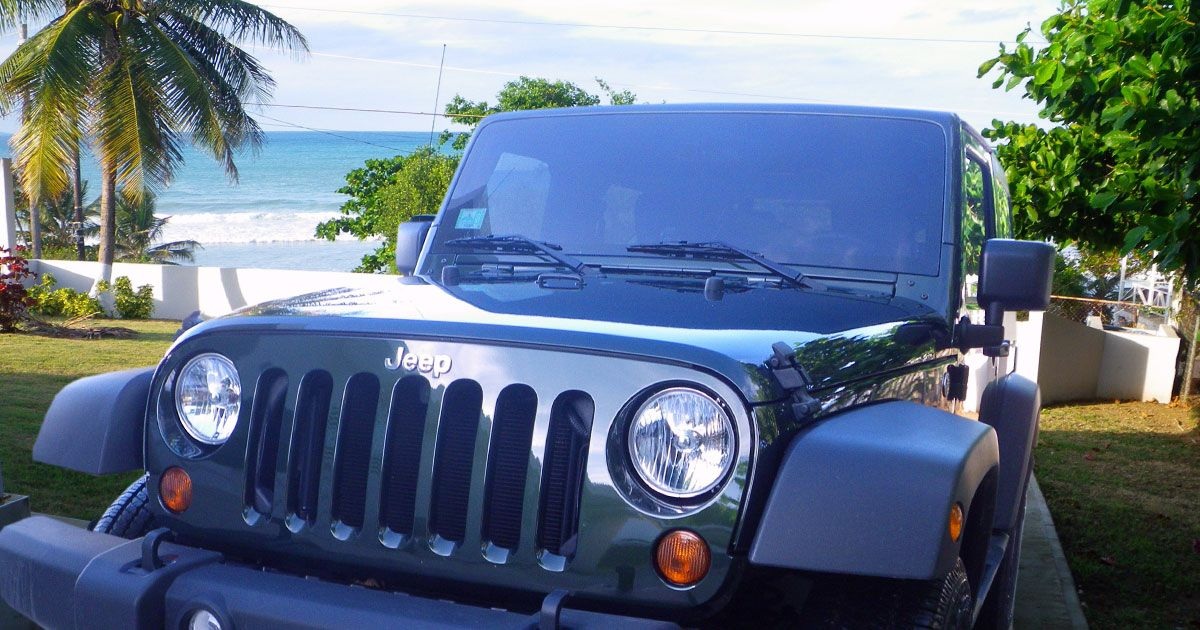 Vieques Puerto Rico Where To Rent A Car And Find A Taxi In Vieques Vieques Taxi Rent A Car
