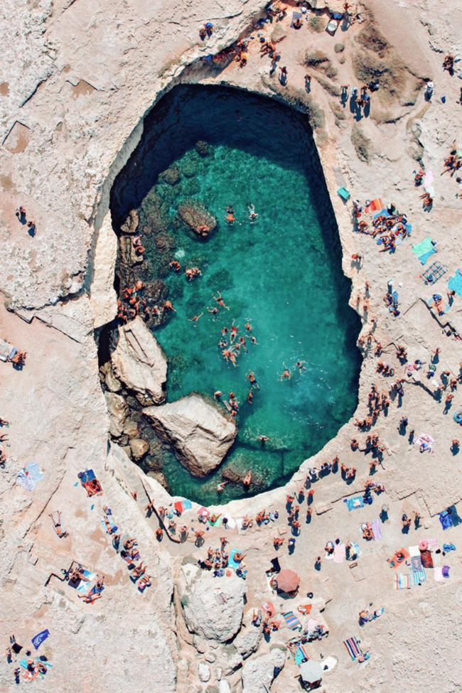 23 Of The Most Beautiful Natural Pools And Springs In The World In 2020 Natural Pool Fairy Pools Italy Images