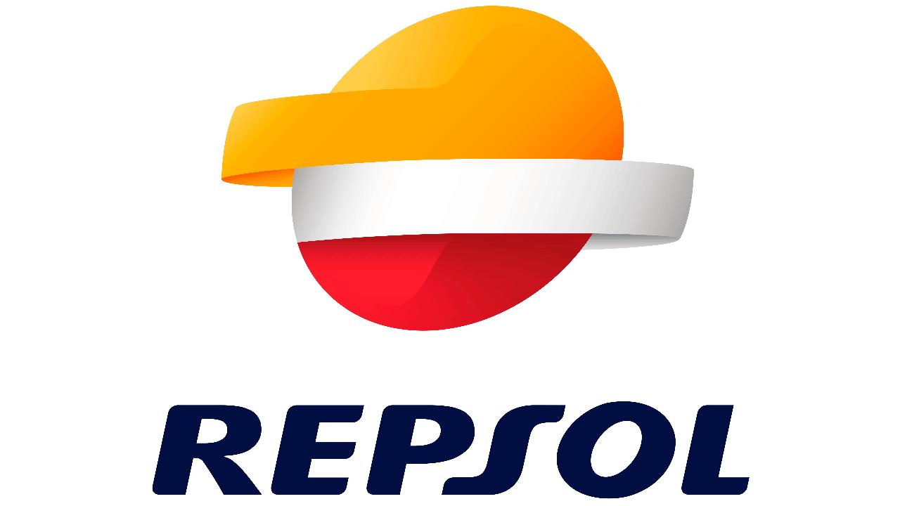 Repsol Logos Fuel Companies Energy Companies