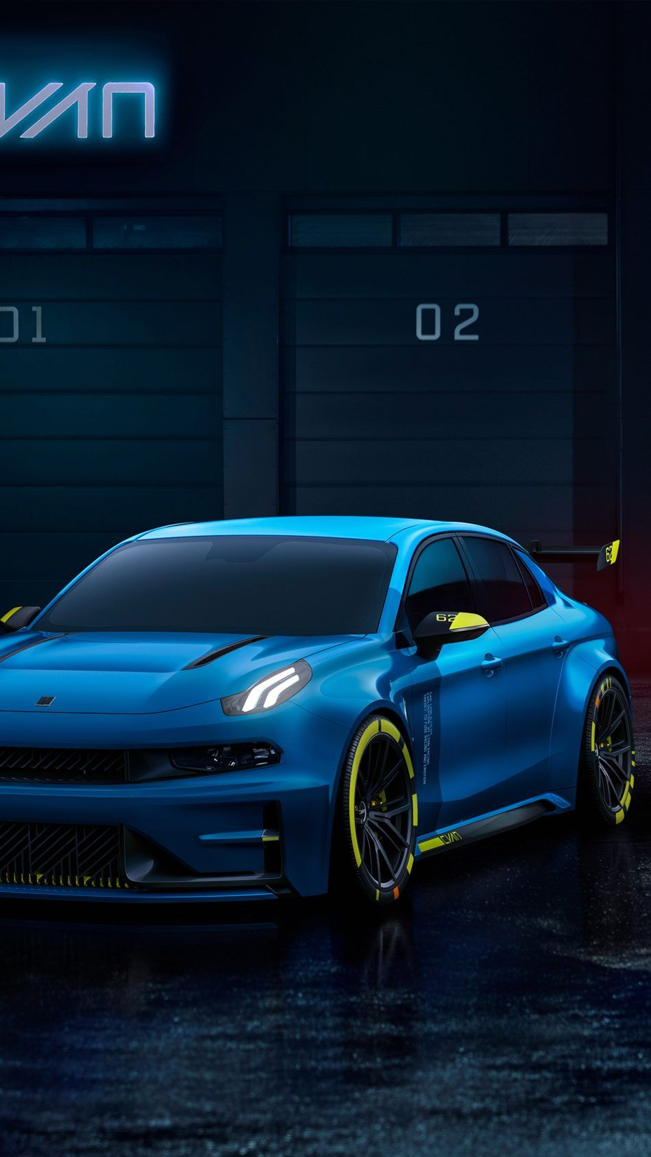Download Lynk Co 03 Tcr Road 2019 Free Pure 4k Ultra Hd