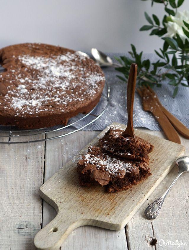 Gâteau au chocolat sans beurre et sans reproche | Gateau ...