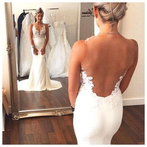 Image via We Heart It #dress #fashion #love #unique #wedding #white #megusta #perfec